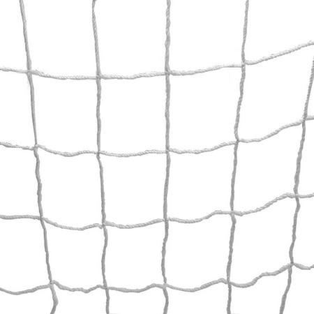 Lv. life Soccer Equipment,Full Size Football Soccer Net Sports Replacement Soccer Goal Post Net for Sports Match Training
