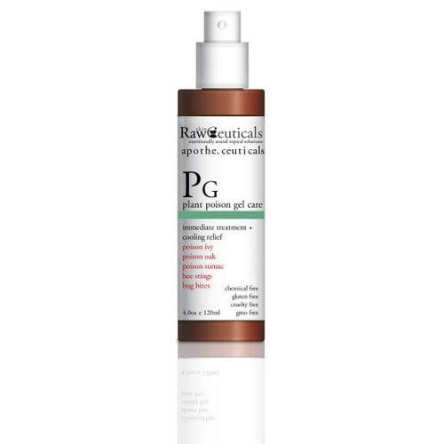 Raw Skin Ceuticals AP-TG-120-24 Apothe.Ceuticals plant poison cooling gel care