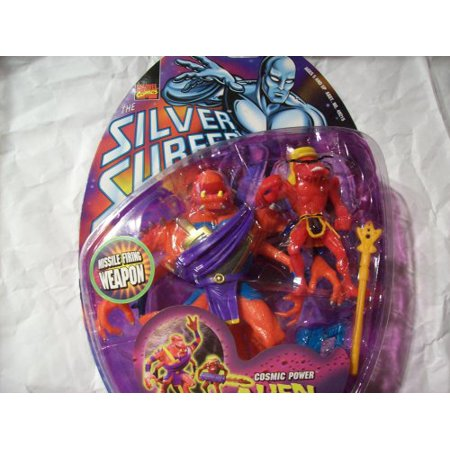 The Silver Surfer Ivar and Ant Warrior - image 1 of 1