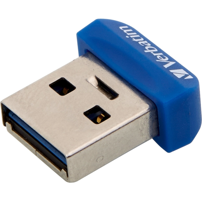 Verbatim 64GB Store 'n' Stay Nano USB 3.0 Flash Drive