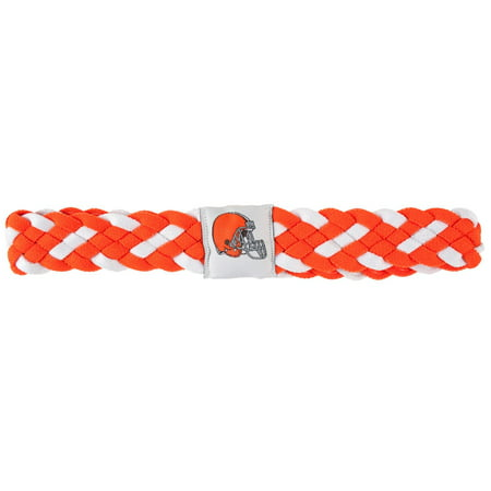 NFL Braided Style Elastic Headband Hairband - Choose Your Team - Ugg Headband Sale
