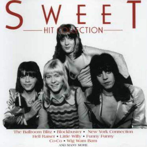 Sweet - Hit Collection-Edition [CD]