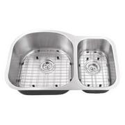 Schon SC703016 Double Basin Undermount Kitchen Sink
