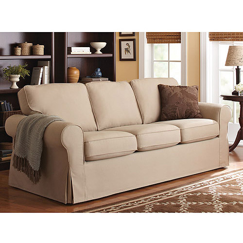 Wonderful Better Homes And Gardens Slip Cover Sofa, Multiple Colors