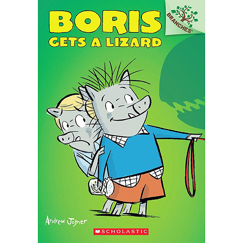 Boris Gets a Lizard