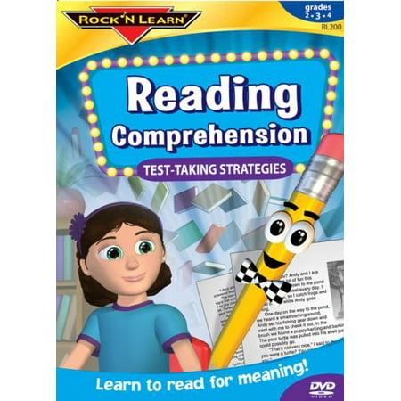 Rock N Learn: Reading Comprehension (DVD) (Rock N Roller Dvd)