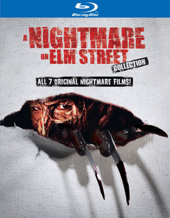 A Nightmare on Elm Street Collection (Blu-ray) by WARNER HOME VIDEO