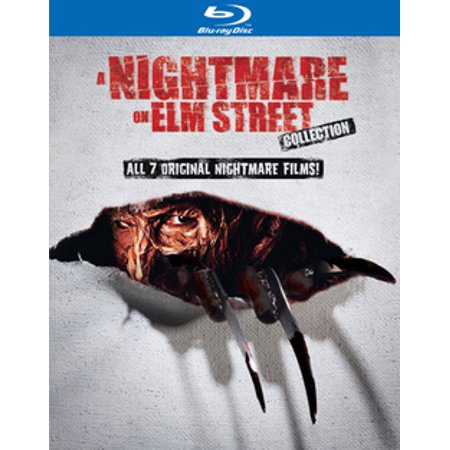 A Nightmare on Elm Street Collection (Blu-ray) (A Nightmare On Elm Street Costume)