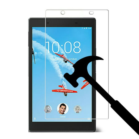 Lenovo Tab 4 8 inch Glass Screen Protector, EpicGadget For Lenovo Tab 4 8