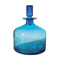Dimond Home 824015 Blue Pool Blue Decanter