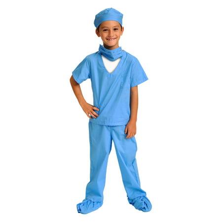 Aeromax Jr. Dr. Blue Scrubs