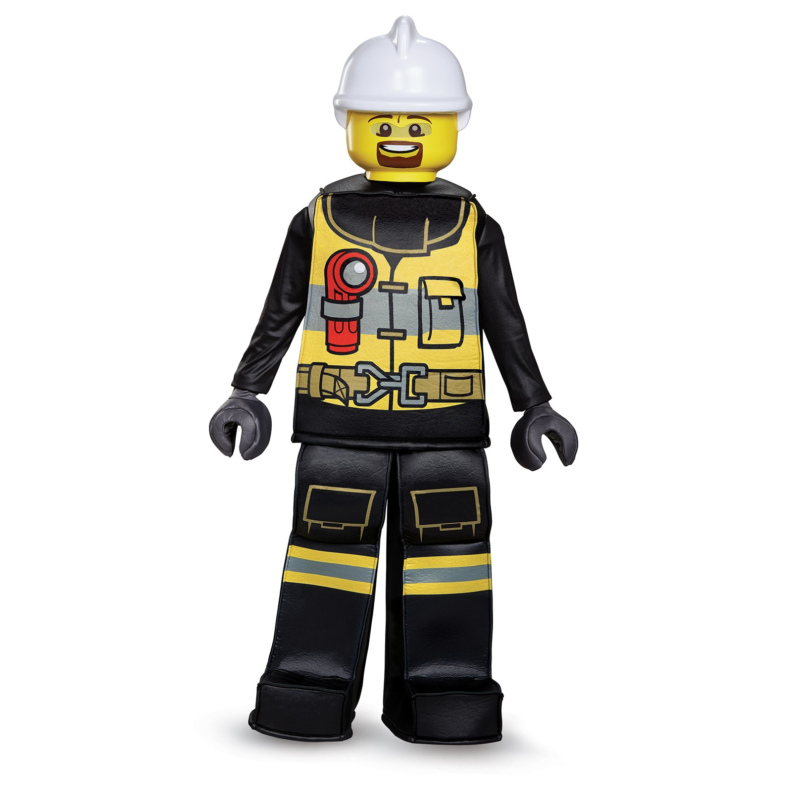 Lego Iconic - Firefighter Prestige Child Costume