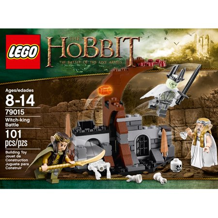 LEGO The Hobbit Witch-King Battle