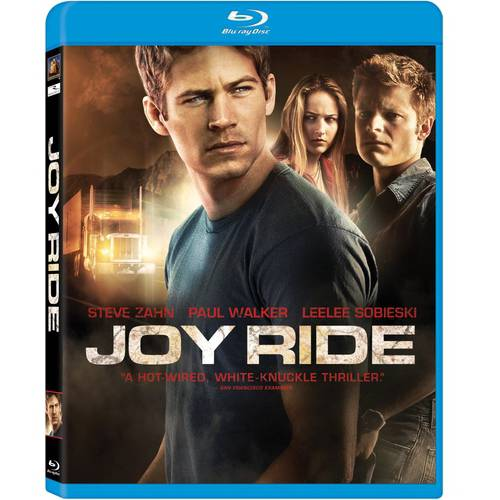 Joy Ride (Blu-ray) (Widescreen)