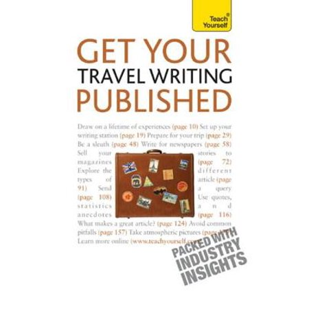 Get Your Travel Writing Published - eBook
