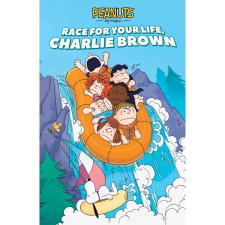 Race for Your Life, Charlie Brown! (Paperback)](Charlie Brown Halloween Worksheets)