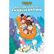 Race for Your Life, Charlie Brown! (Paperback)