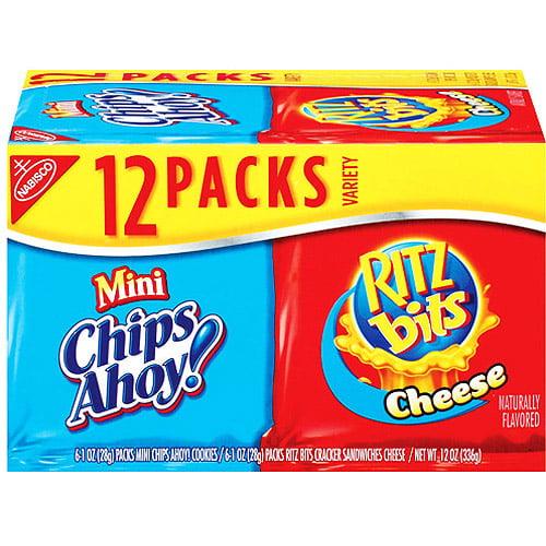 Munch Variety Pack, 12 ct