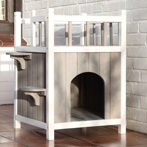 Trixie Pet Products Wooden Dog House