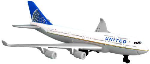 Daron United 747 Single Plane by Daron Worldwide Trading