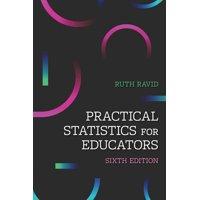 Practical Statistics for Educators, 6th Edition (Paperback)