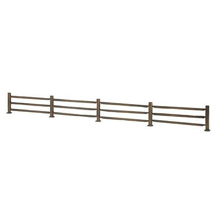 Split Rail Fencing (Split Rail Fence Kit Model)