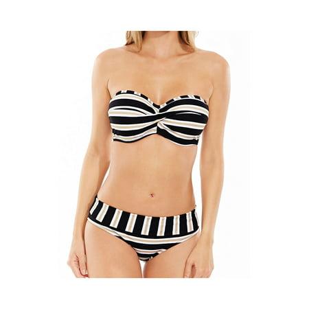 59f86930f4ea2 figleaves - figleaves Womens Vienna Underwired Twist Bikini Top ...
