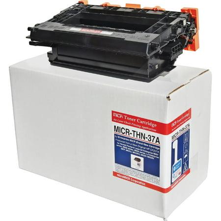 microMICR, MCMMICRTHN37A, THN-37A MICR Toner Cartridge, 1 Each 5 Micr Toner
