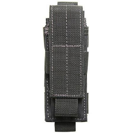 Maxpedition Black Single Sheath Waist Belt Pouch