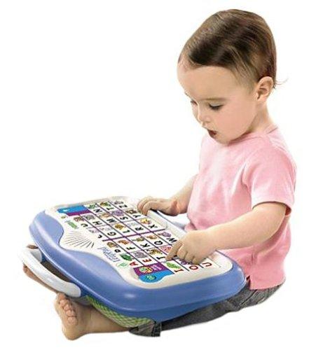 LeapFrog LittleTouch LeapPad, Blue by LeapFrog Enterprises, Inc.