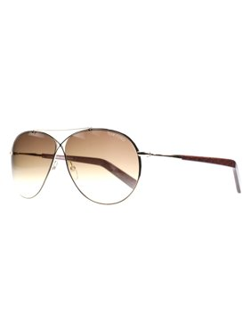 77e47778bb5 Product Image Tom Ford Eva TF 374 28F Gold Brown Gradient Women s Aviator  Sunglasses