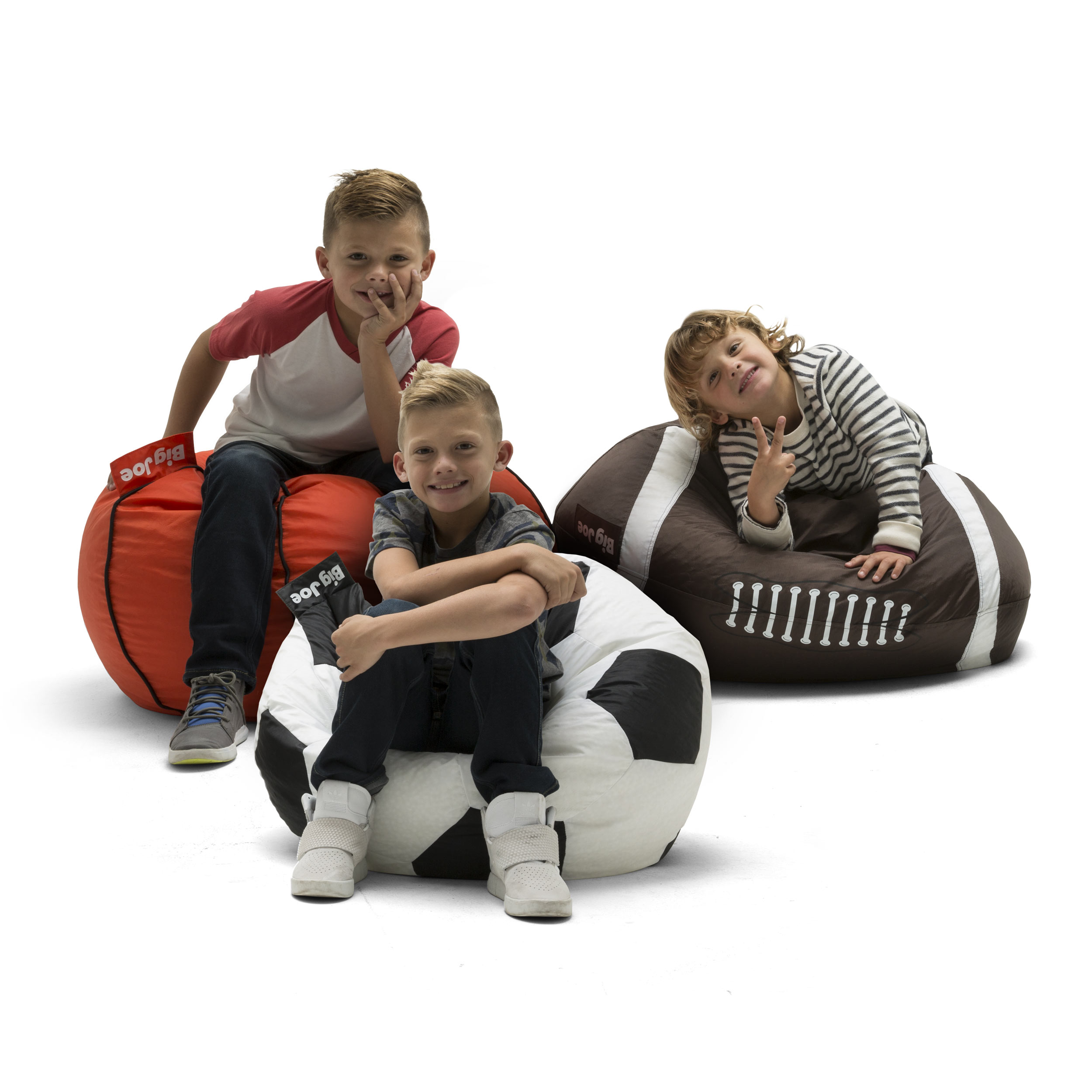Big Joe Sports Bean Bag Chair, Multiple Options