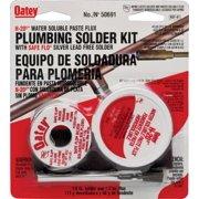 Oatey 50691 Safe Flo Flux Solder Kit