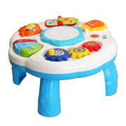 JUST BUY IT Music Learning Table Multifunctional Game Table Early Educational Toy for Kids