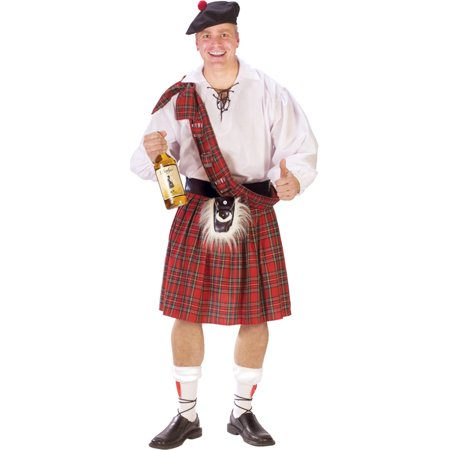 Morris costumes FW110614 Scottish Kilt Standard