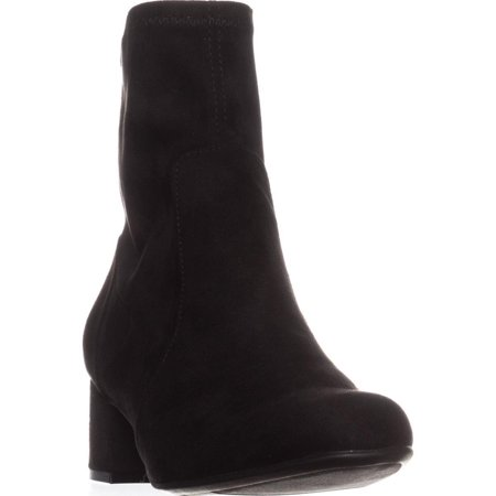 Womens naturalizer Daley Block-Heel Ankle Boots,