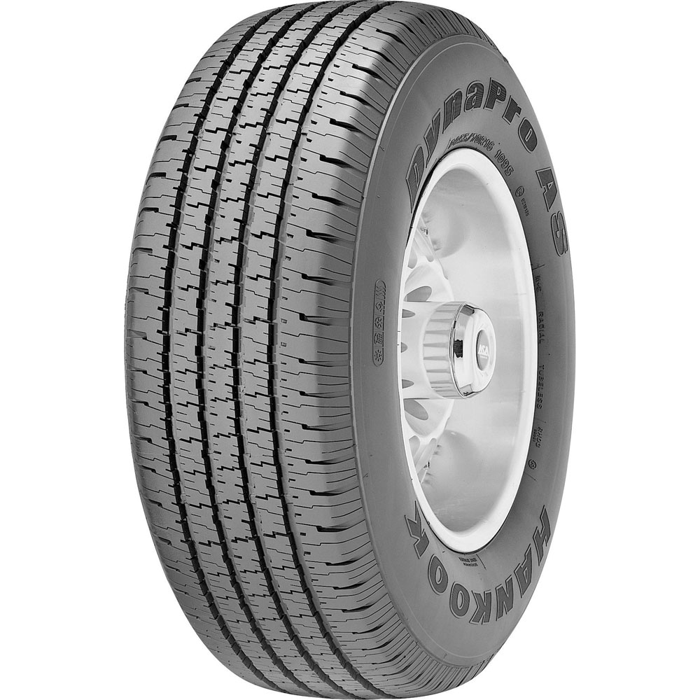 245 75-16 HANKOOK DYNAPRO A S RH03 120 116R SBL Light Truck Tire by Hankook
