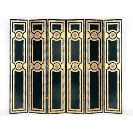 Awe Inspiring Wayborn Medallion 6 Panel Room Divider Best Image Libraries Weasiibadanjobscom