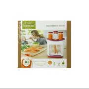 Infantino Fresh Squeezed Squeeze Station Bpa Free