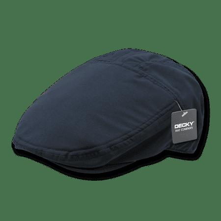 DECKY Poly Woven Ivys Drivers Gatsby Golf Hats Hat Cap For Men Women  Midnight Navy - Walmart.com 76400872d45