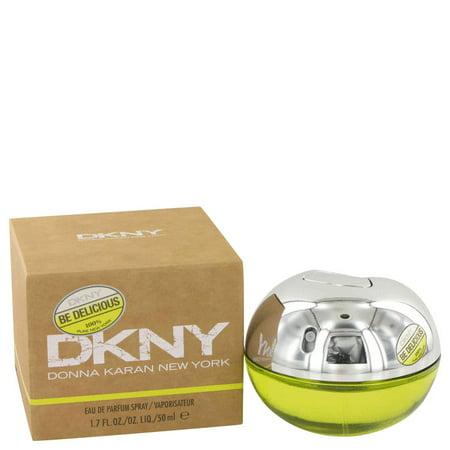 Be Delicious by Donna Karan Eau De Parfum Spray 1.7 oz for Women Donna Karan Womens Hosiery