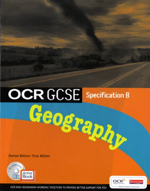 OCR GCSE Geography B: Student Book with ActiveBook CD-ROM (Paperback) by