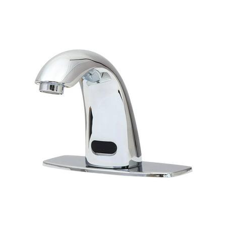 Dyconn Faucet HF1H21-CHR Trinidad Hands/Touch Free Motion Sensor ...