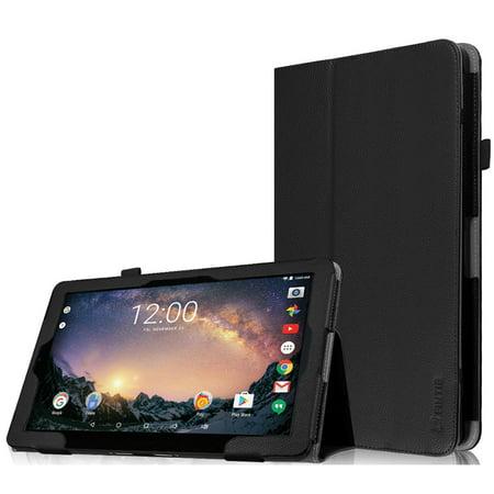 """Fintie RCA Galileo Pro11.5"""" / Maven Pro 11.6"""", Cambio W1162 V2 / W116 11 inch 2-in-1 Tablet Case, Black"""