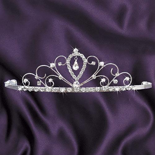 Jeweled princess Tiara