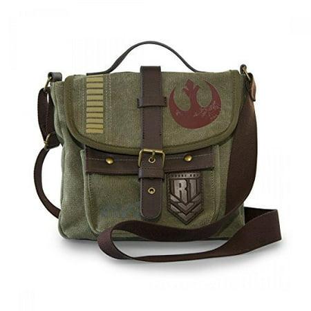 Loungefly - Loungefly x Star Wars  Rogue One Rebel Alliance Crossbody  Messenger Bag - Walmart.com d19a725c57d90