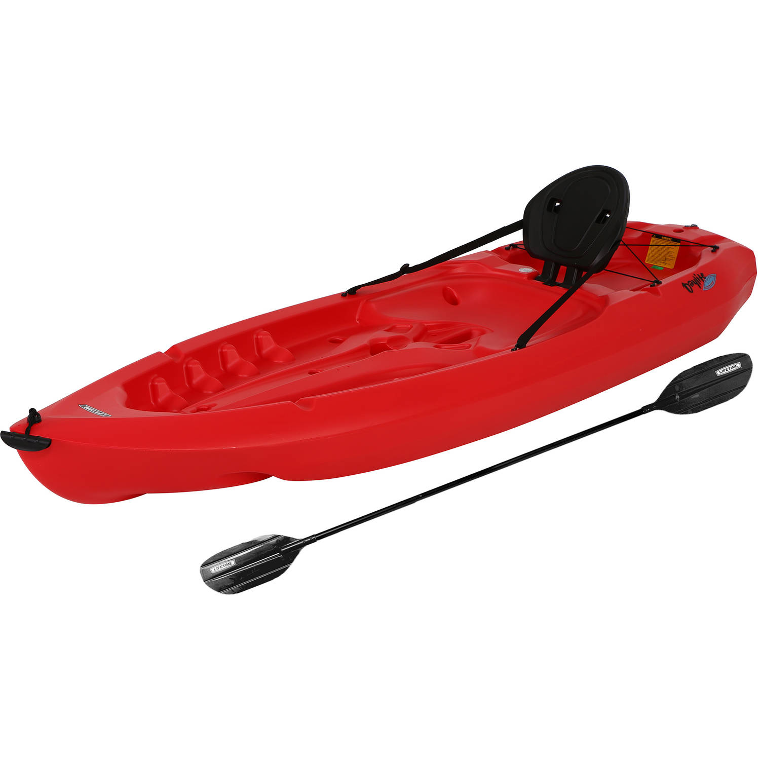 Lifetime Daylite 80 Sit-On-Top Kayak (Paddle Included) by Lifetime Products