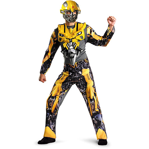 Transformers Bumblebee Adult Halloween Costume