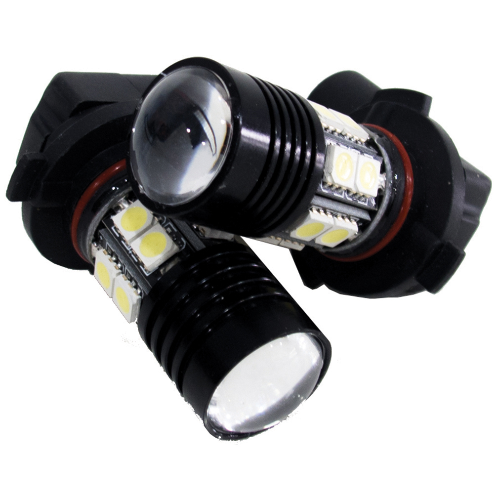 Street Vision SV9005LEDPR 9005 Hi Power Projection Led Drl Bulbs *Pair*