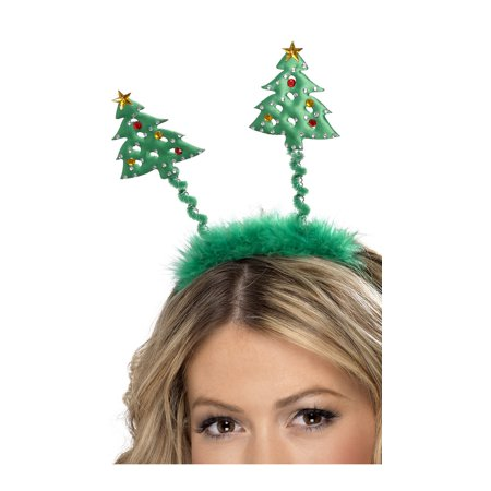 Christmas Tree Headband Bopper, Christmas Hair Accessories - Head Boppers Wholesale